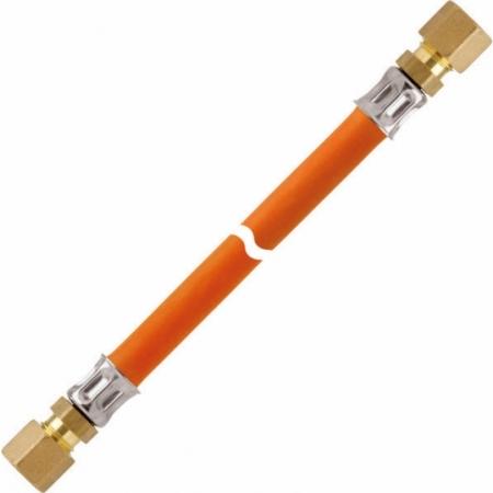 tuyaux marine acier inoxydable, 40 cm RVS8 x RVS8