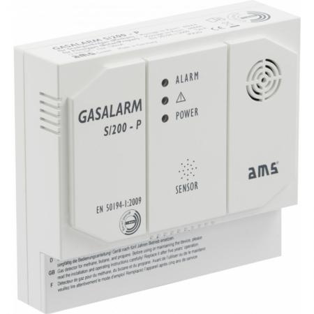 AMS Gasalarm S/200-P 12 V
