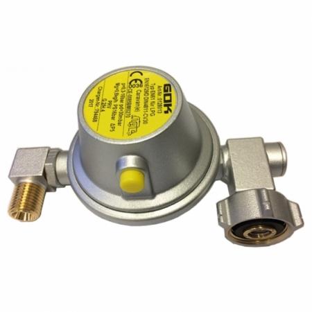 Sicherheitsdruckregler U-Regler G2, EN 12864