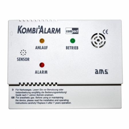 AMS Kombialarm compact (Gas & Narkoseg..