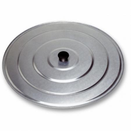couvercle poêles universelles, aluminium Ø 500 mm