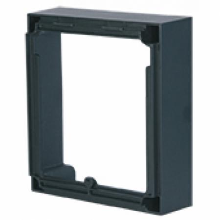cadre en applique CP plus noir