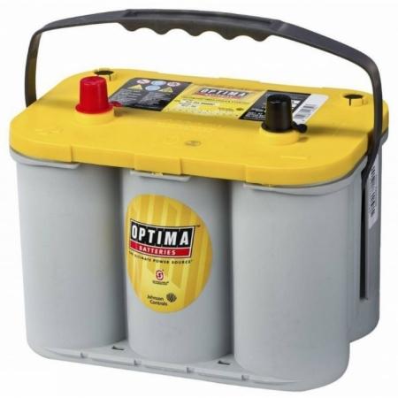 batterie OPTIMA YT S 4.2 (55Ah)