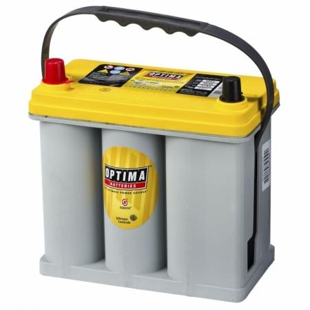 batterie OPTIMA YT S 2.7 (41Ah)
