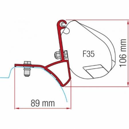 Kit Renault Trafic F35 nach 2015
