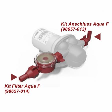 Kit Anschluss Aqua F