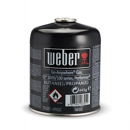 Weber cartouche à gaz 26100