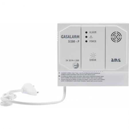 AMS Gasalarm S/200-P 230 V