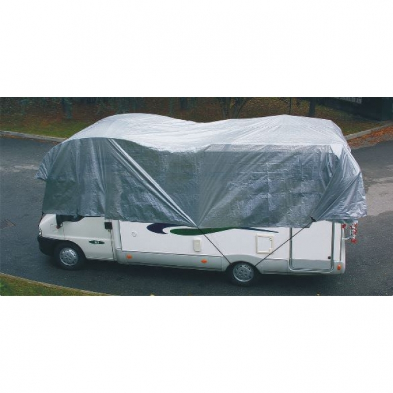 Cover top housse pour camping car et pare brise cover for Housse tyvek camping car