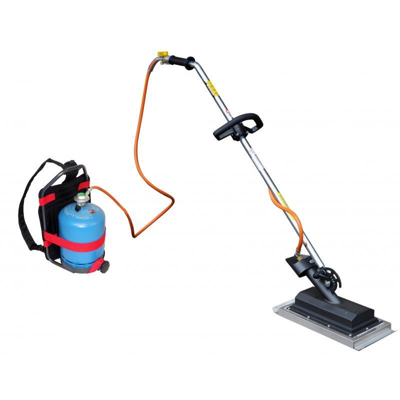 Appareils de flambage infraweeder junior butan b2r for Appareil de restauration