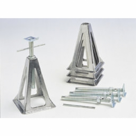 Alu Jacks - Stützblöcke Aluminium
