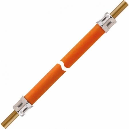 tuyaux marine acier inoxydable, 80 cm RST8 - RST8