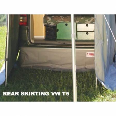 Rear Skirting VW T5