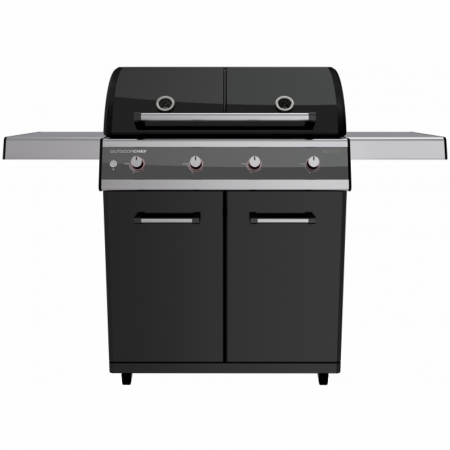 Outdoorchef Dualchef 415 G black