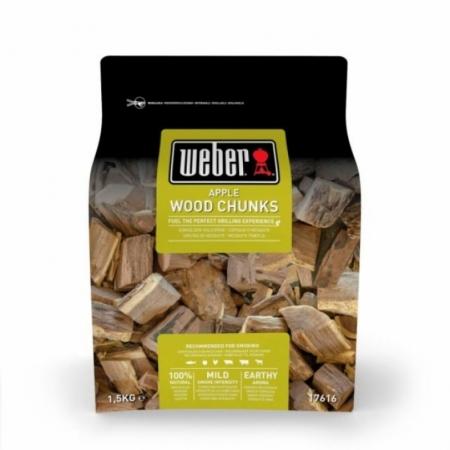 Weber Wood Chunks Apple