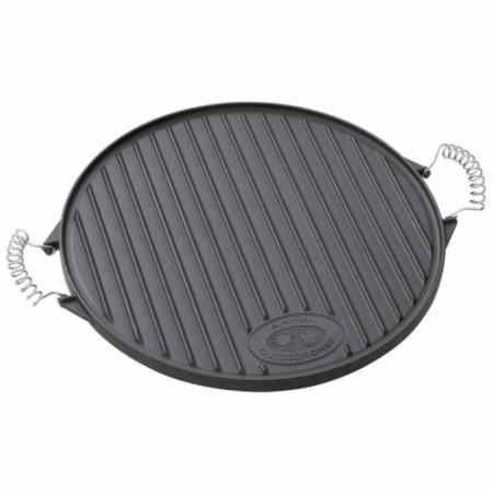 Outdoorchef plaque de cuisson ronde 33 cm