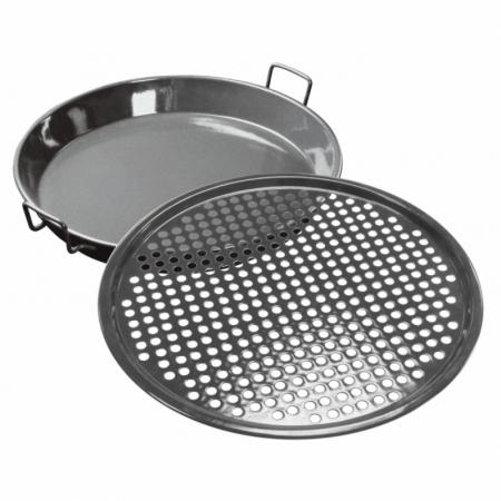 Outdoorchef Gourmet-Set 2 pièces 34 cm