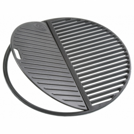 Outdoorchef grille en fonte 2-pieces 45 cm