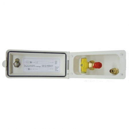 prise de gaz avec interrupteur 12 V