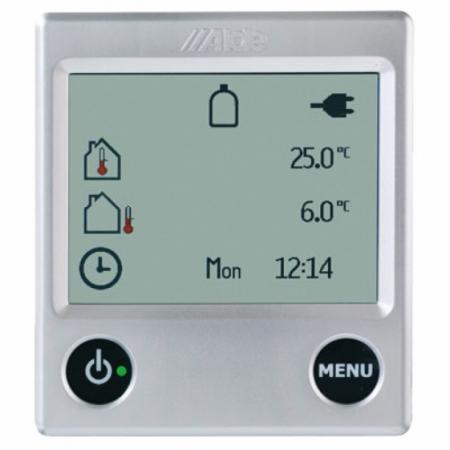 Bedieneinheit 3020 Farb-Touchscreen - schwarz