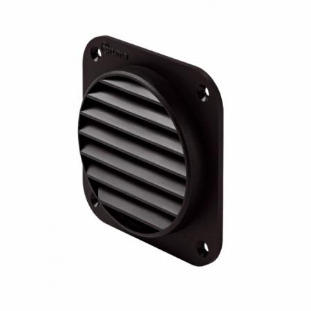 bouche à air orientable SCW 2 noir