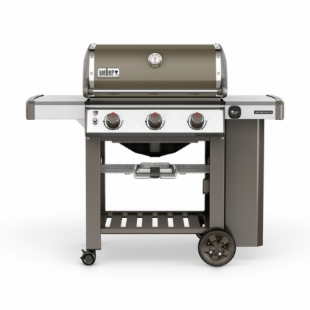 Weber Genesis II E-310 GBS Smoke Grey
