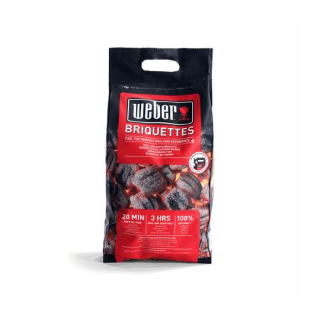Weber gril briquettes 4 kg
