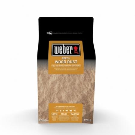 Weber Räuchermehl Buche 500 g