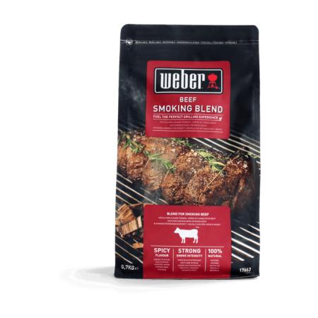 bois abattis chips Weber Beef