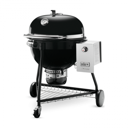 Weber Summit Charcoal 61 Black