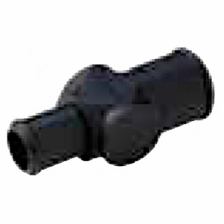 Kunststoff-Rohrverbinder 16–22 mm (Wärmetauscher)