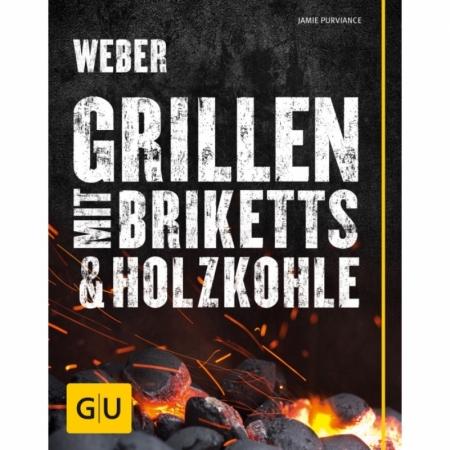 Weber's Grillen mit Briketts und Holzkohle