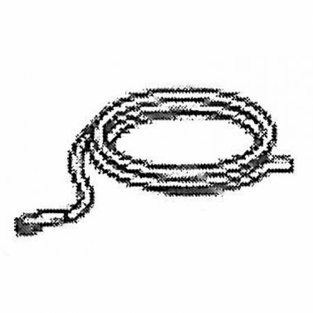câble connecteur batterie noir