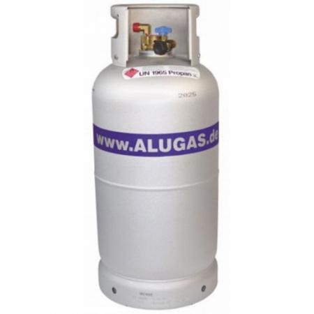 Alugas-Tankflasche 14 kg mit Multiventil G2