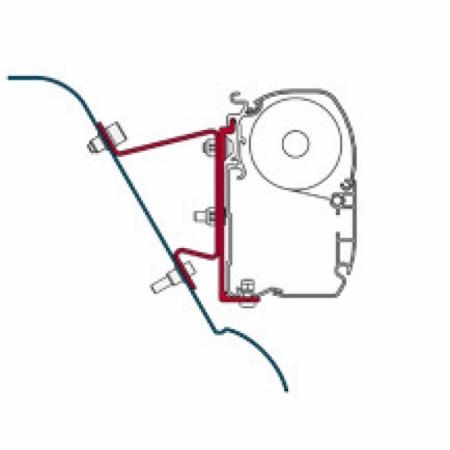Kit Sprinter H3 - Sprinter H3 Westfalia - VW Craft