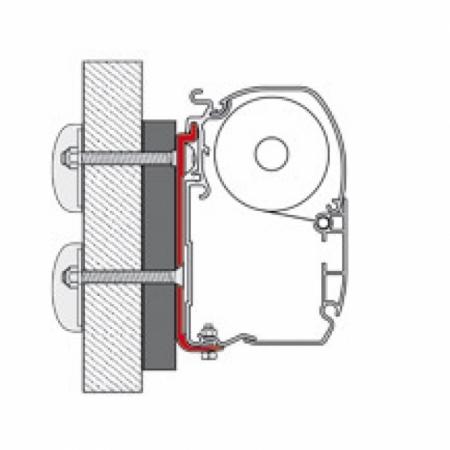 Adapter Kit Dethleffs Globebus