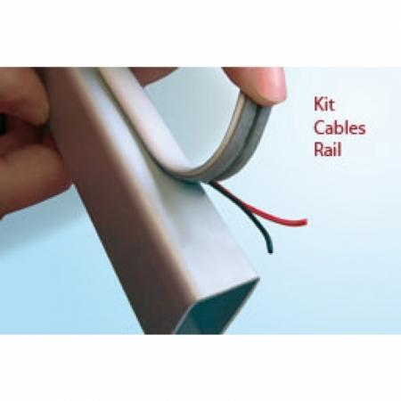 Kit Cables Rail