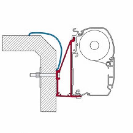 Adapter Rapido Serie 6 - 400