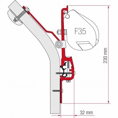 Kit Eriba Touring F35