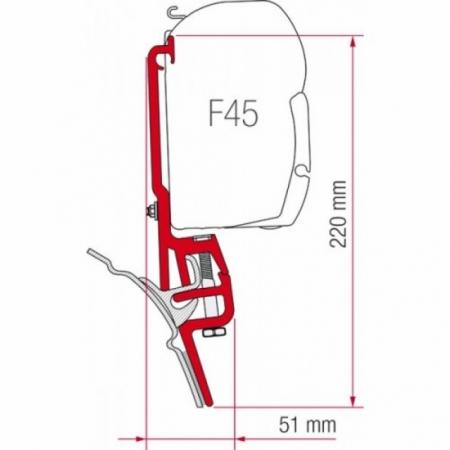 Kit Brandrup VW T4 F35/F45