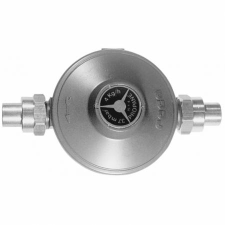 détendeur de conduite M 20x1,5, 37 mbar, 4 kg/h